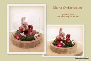 """Makerist - Osterdeko """"Kleine Hasen"""" - 1"""