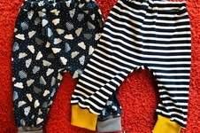 Makerist - Hosen für Kita-Zwerge - 1