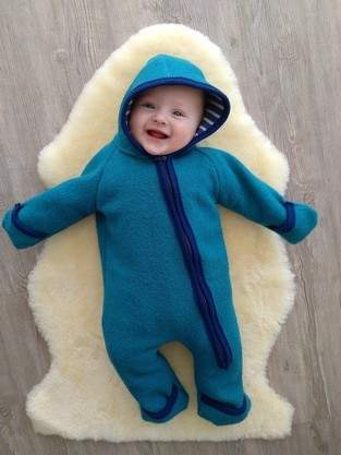 Makerist - Wintersuit aus Wollwalk - 1