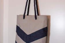 Makerist - Varo in der Shoppingbagvariante - 1
