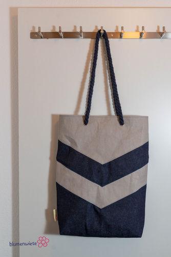 Makerist - Varo in der Shoppingbagvariante - Nähprojekte - 2