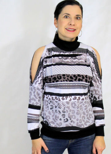 Makerist - Pullover DENICE - Nähprojekte - 1