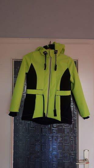 Makerist - Softshell Jacke für das  Tochterkind - 1