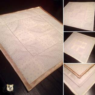 Makerist - Patchwork Deckchen - 1