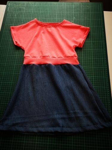 Makerist - Sommerkleid mit Jeansrock - Nähprojekte - 1