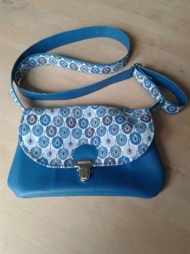 Makerist - Sac à main Tarlie - Créations de couture - 1