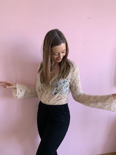 Makerist - Lace Bodysuit von Nvde - Nähprojekte - 1