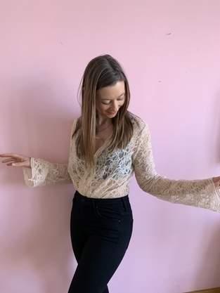 Makerist - Lace Bodysuit von Nvde - 1