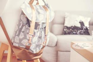 Makerist - Der erste Rucksack nur für mich! ❤️ by AlmaSiro - 1