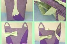 Makerist - Kindergartentasche mit Fuchsmotiv - 1