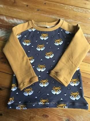 Makerist - Fuchsshirt für den Neffen - 1