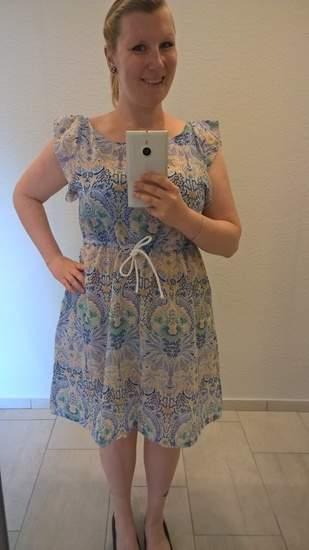 Makerist - sommerliches Kleid aus leichter Webware - 1