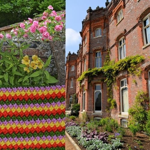 Makerist - Knitting Journal - March 2019 - Hughenden Manor - Knitting Showcase - 2