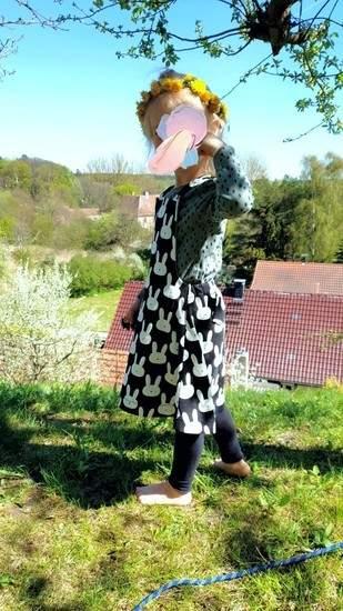Makerist - Osterliches Latz*ee Kleid  - 1