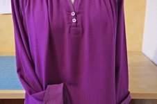Makerist - lillesol women No.6 Blusenshirt (Webware) - 1