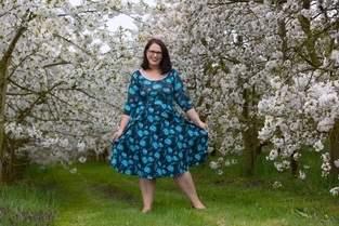 Makerist - Basic Woman goes Dressy - 1