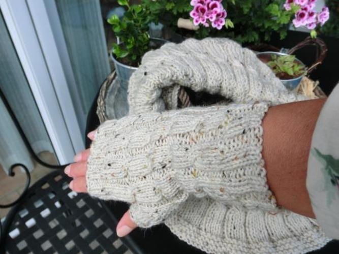 Makerist - Für den Winter gestrickt..... - Strickprojekte - 1