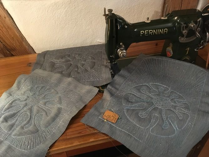 Makerist - Freemotionquilt - Textilgestaltung - 1