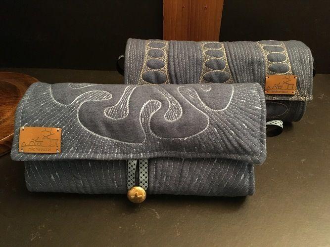 Makerist - Freemotionquilt - Textilgestaltung - 3