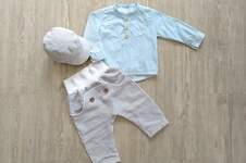 Makerist - Taufoutfit mit Little Fritzi - 1
