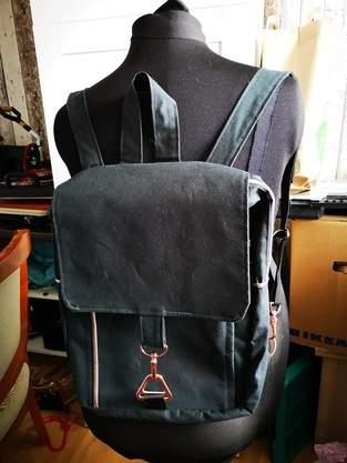 Makerist - Cloudy BAG - 1