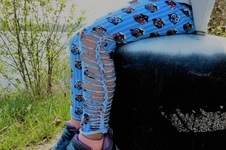 Makerist - Lilefa die leggings mit hinguckergarantie  - 1