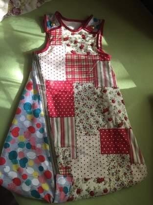 Makerist - Wieder einen Babyschlafsack - 1