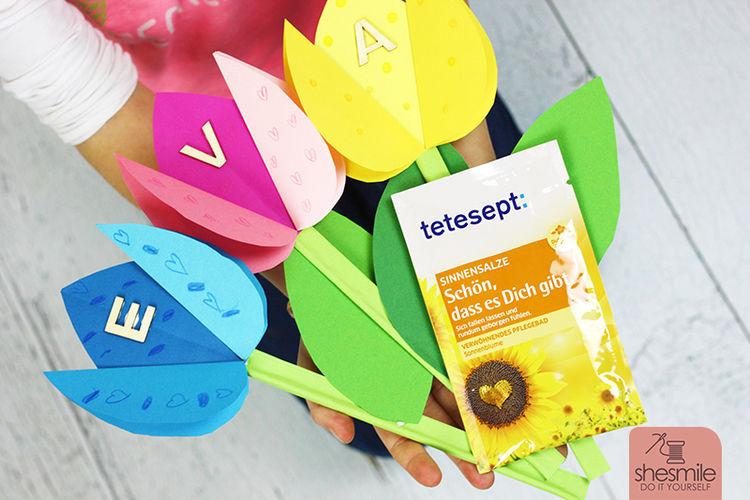 Makerist - Papier-Tulpen zum Geburtstag - DIY-Projekte - 2