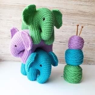 Makerist - Baby Elephant - 1