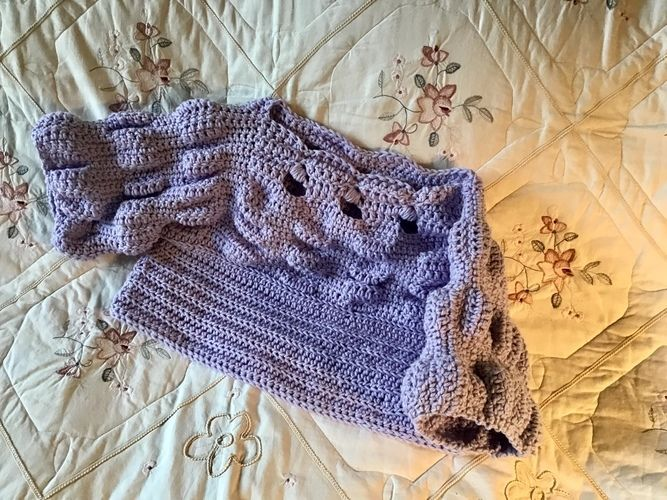 Makerist - The Marilyn Crop Top  - Crochet Showcase - 2