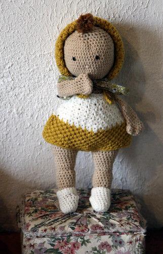Makerist - Mon p'tit bébé  - Créations de crochet - 1