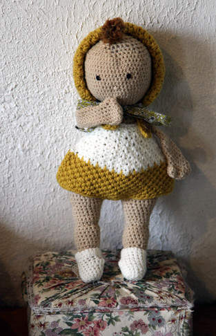 Makerist - Mon p'tit bébé  - 1