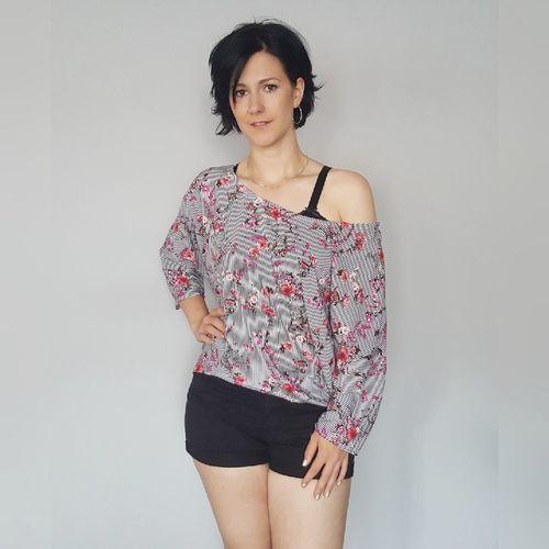 Makerist - Frau Pamela aus Viskose - Nähprojekte - 1