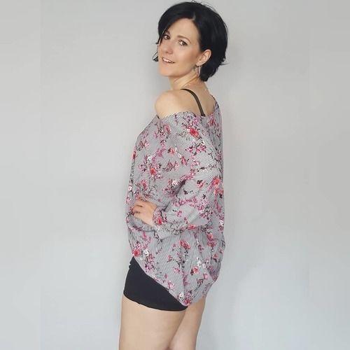 Makerist - Frau Pamela aus Viskose - Nähprojekte - 3