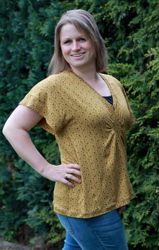 Makerist - Anna von Bunte-Nähigkeiten als Shirt - 1