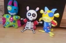 Makerist - Meine Monster Freunde - 1