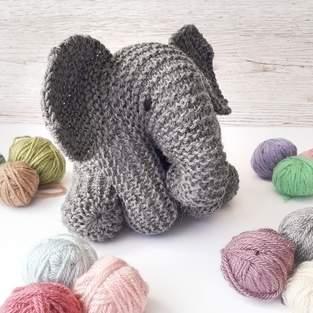 Makerist - Merino baby elephant - 1