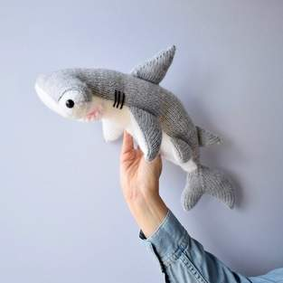 Makerist - Hammerhead Shark - 1