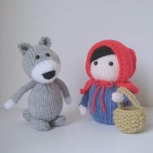 Makerist - Red Riding Hood - 1