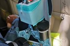 Makerist - Autositz- Organizer: Perfekt für jede Autofahrt - 1