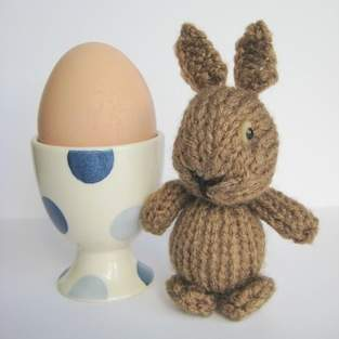 Makerist - Egg Cup Bunny - 1