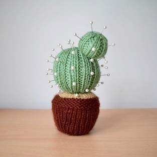 Makerist - Cactus Pincushion - 1