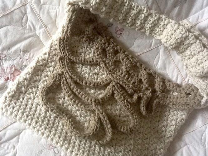 Makerist - Shabby Chic Cross Bag - Crochet Showcase - 1