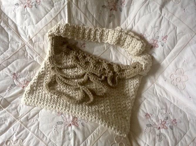 Makerist - Shabby Chic Cross Bag - Crochet Showcase - 2