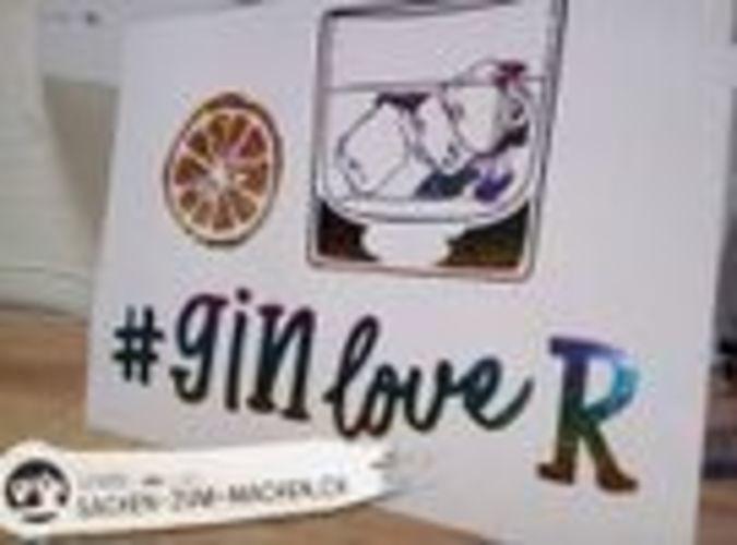 Makerist - GIN-LOVE - DIY-Projekte - 1