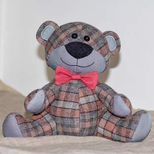 Makerist - Memory bear - 1