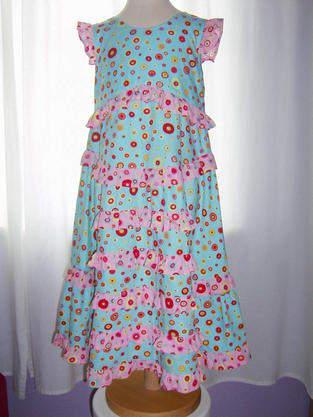 Makerist - Mädchen-Kleid - 1