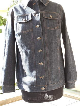 Makerist - Jeansjacke - 1