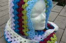 Makerist - Rainbow-Hoodie - 1