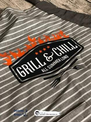 Makerist - Grill & Chill von Alpwind - 1